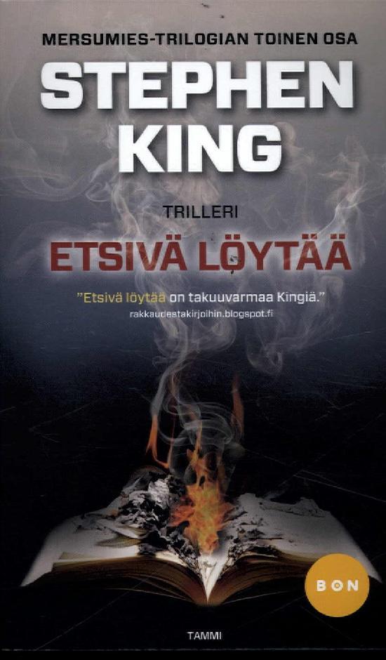 King, Stephen: Etsivä löytää