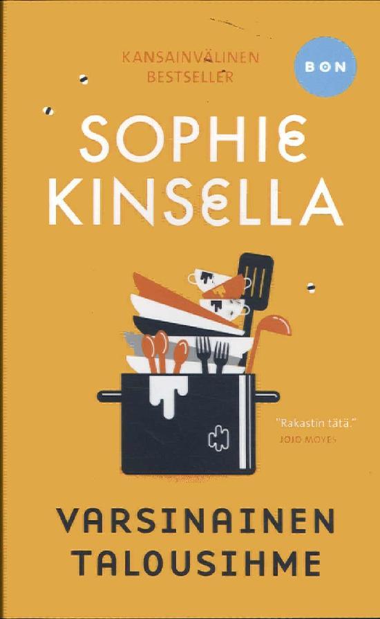 Kinsella, Sophie: Varsinainen talousihme