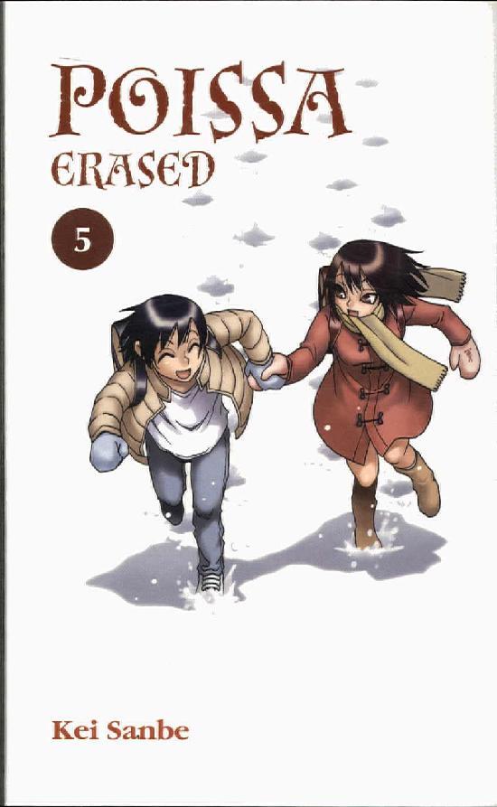 Poissa - Erased (Sarjakuvakirja) Osa: 5/9 2019