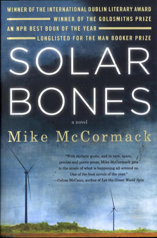 Mc Cormack, Mike: Solar Bones