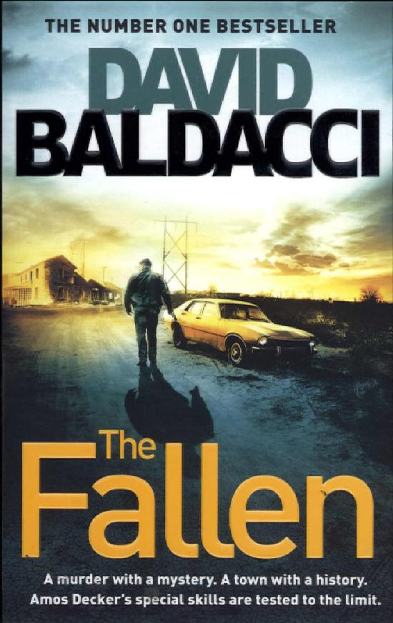 Baldacci, David: The Fallen