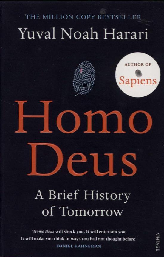 Harari, Yuval Noah: Homo Deus