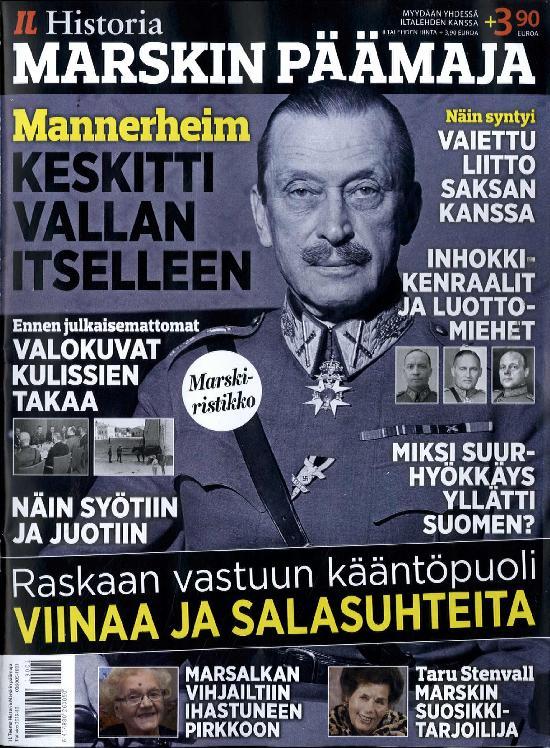 Iltalehti Teema Historia Marskin päämaja