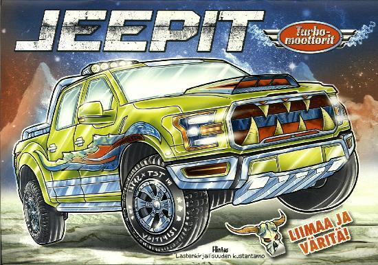 Turbomoottorit Tarrakirja 4 2019 Jeepit