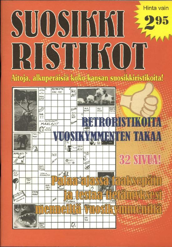 Suosikki Ristikot 2/2019