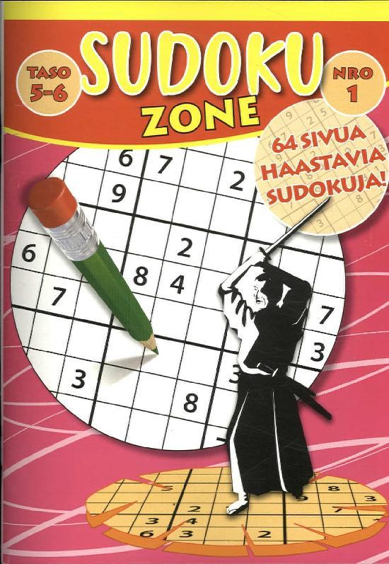Sudoku Zone (suom.) NRO 1 2019