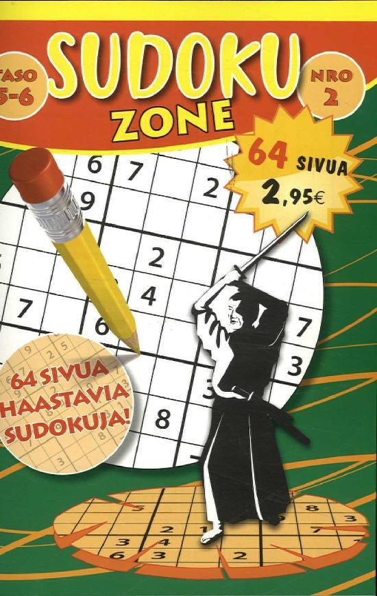 Sudoku Zone (suom.) 1902