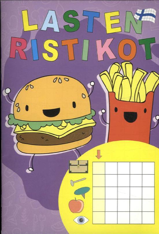 Lasten Ristikot 3/2019