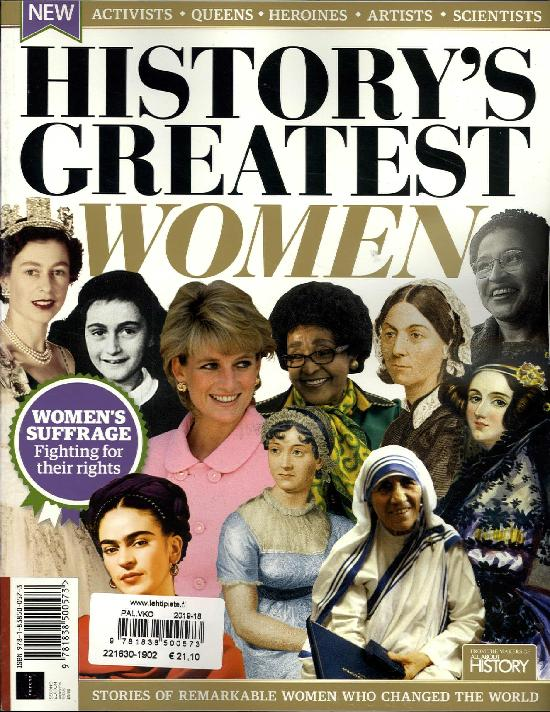 All about History Bookazine 1902