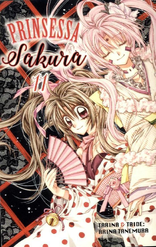 Prinsessa Sakura (Sarjakuvakirja) OSA: 11/12 2019