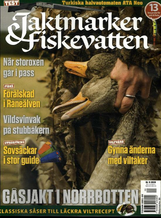 Jaktmarker och Fiskevatten