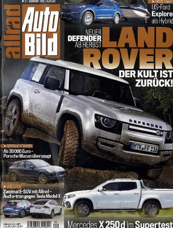 D And D Auto >> Auto Bild Allrad Aikakauslehdet