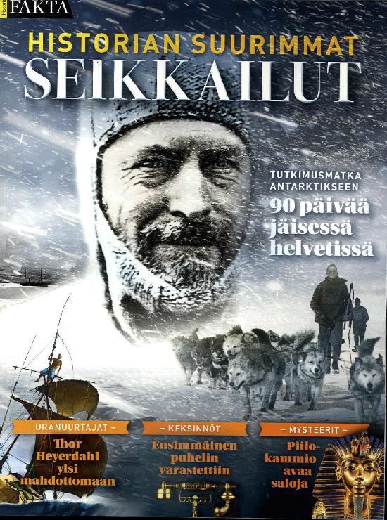 Historia Fakta Historian suurimmat seikkailut 4/2019