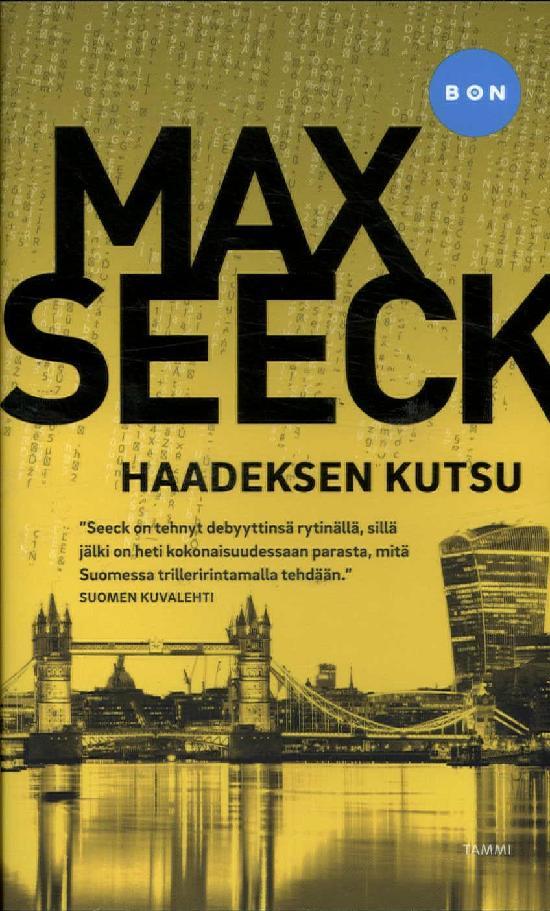 Seeck, Max: Haadeksen kutsu