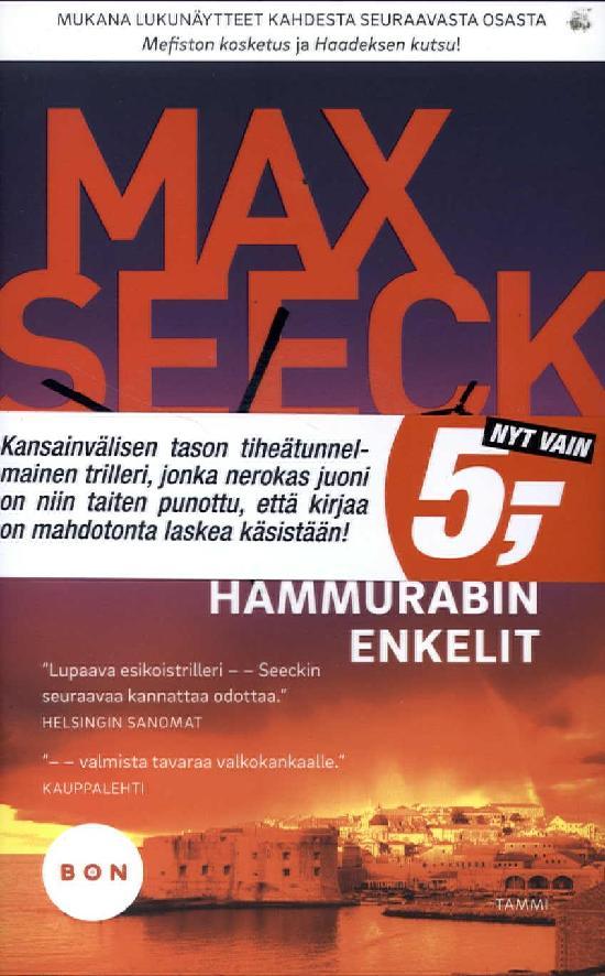 Seeck, Max: Hammurabin enkelit