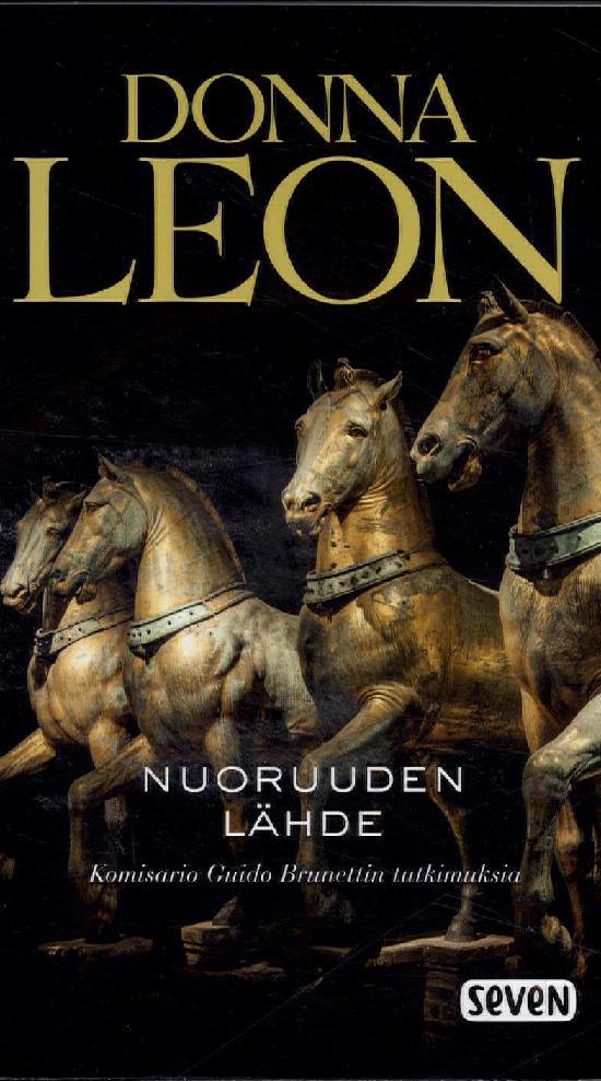 Leon, Donna: Nuoruuden lähde