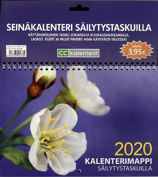 CC Kalenterimappi 2020