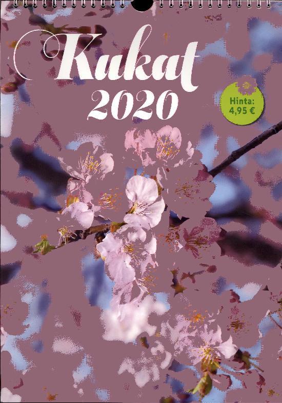 Kukat Seinäkalenteri 2020
