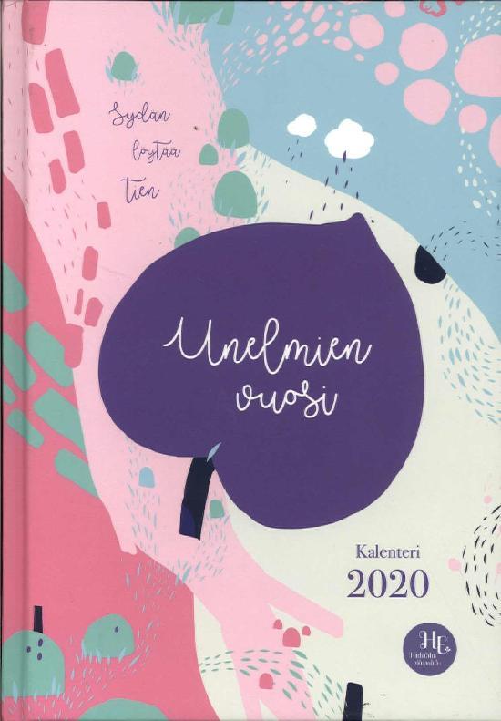 Hidasta Elämää -Kalenteri 2020 Unelmien vuosi