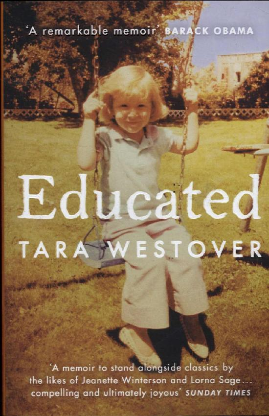 Westover, Tara: Educated