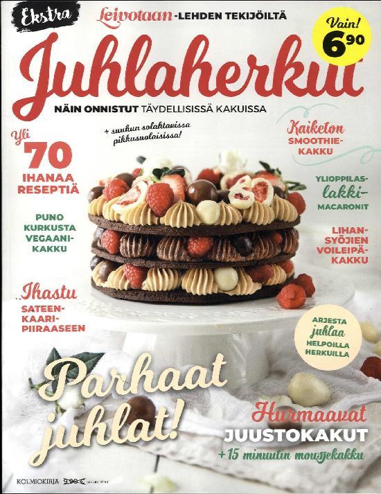 Leivotaan Ekstra Juhlaherkut 1/2019