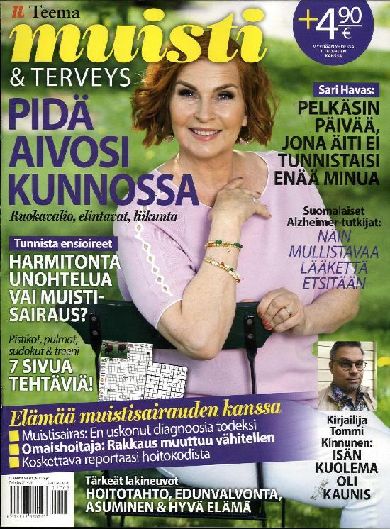 Iltalehti Teema Muisti & Terveys