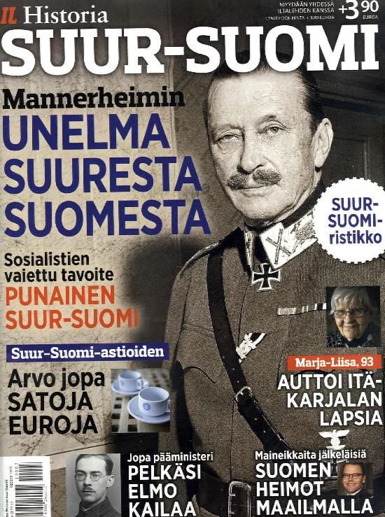 Iltalehti Teema Historia Suur-Suomi