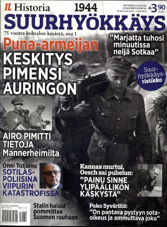 Iltalehti Teema Historia Suurhyökkäys