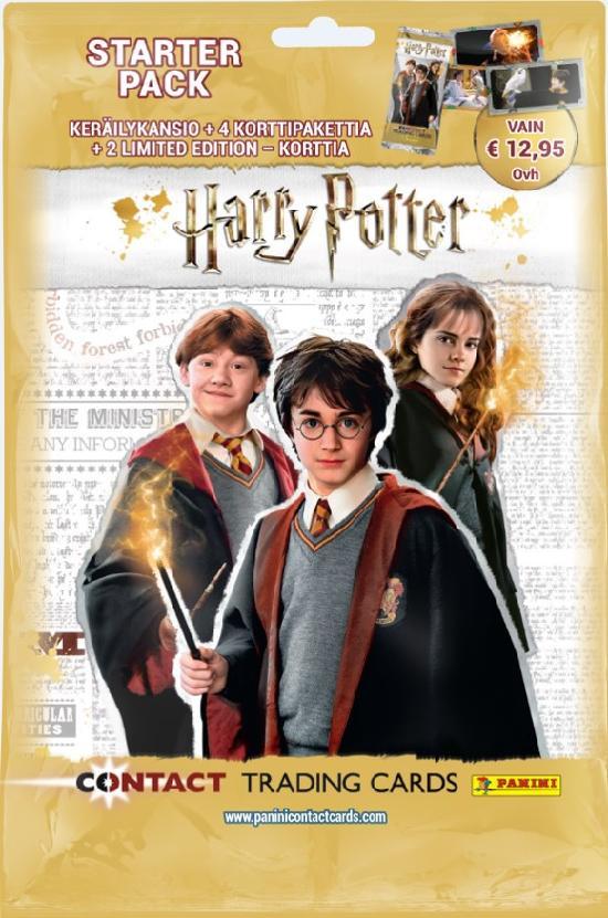 Harry Potter aloituspakkaus (kortit) 1/2019