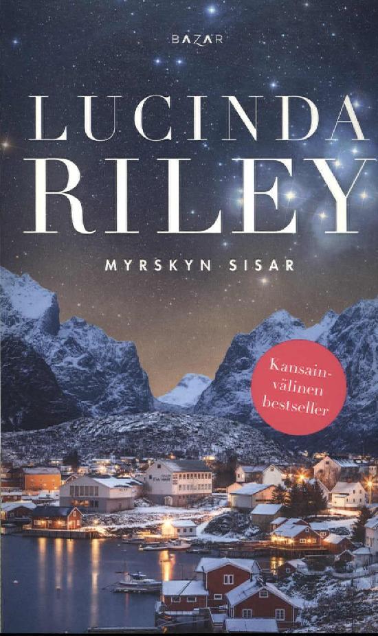 Riley, Lucinda: Myrskyn sisar