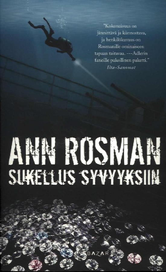 Rosman, Ann: Sukellus syvyyksiin