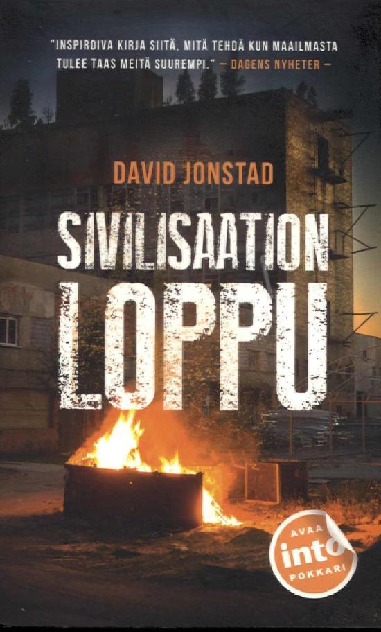 Jonstad David: Sivilisaation loppu