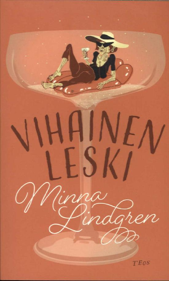 Lindgren, Minna: Vihainen Leski