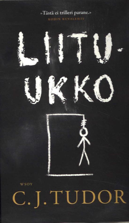 Tudor, C. J.: Liitu-ukko