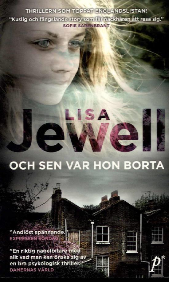 Jewell, Lisa: Och sen var hon borta