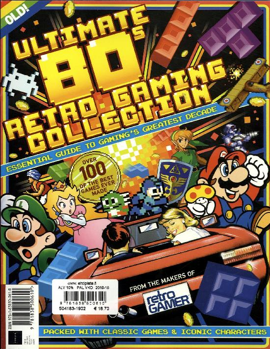 The Ultimate Collection 80s Retro Gaming 2019