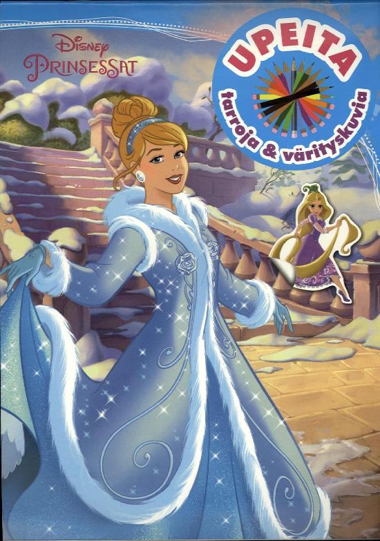 Disneyn Prinsessat Tarrakirja