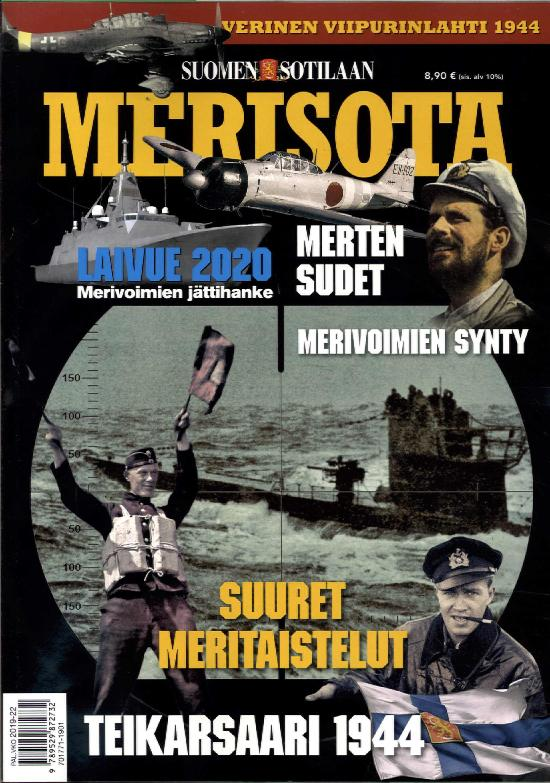 Suomen Sotilaan Merisota