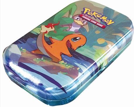 Pokemon Kanto Friends Mini Tin 1/2019