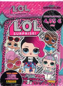 L.O.L. Surprise Let's be Friends -aloituspakkaus (tarrat) 1/2019
