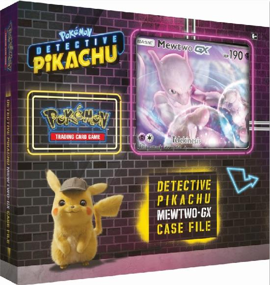 Pokemon Detective Pikachu Case File 1/2019