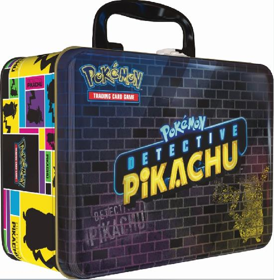 Pokemon Detective Pikachu Collector Chest -rasia 1/2019