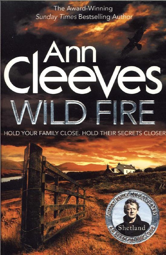 Cleeves, Ann: Wild Fire