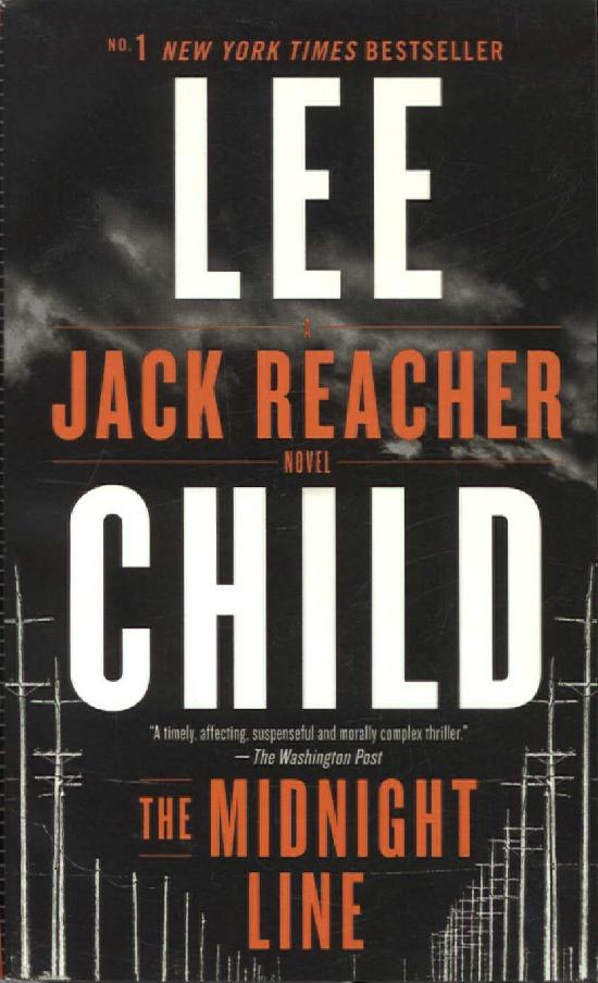 Child, Lee: The Midnight Line