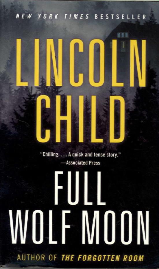 Child, Lincoln: Full Wolf Moon