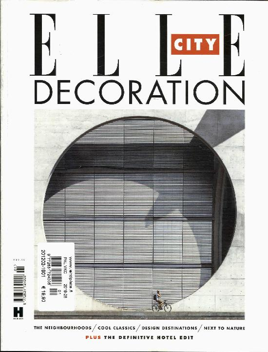 Elle Decoration Cities