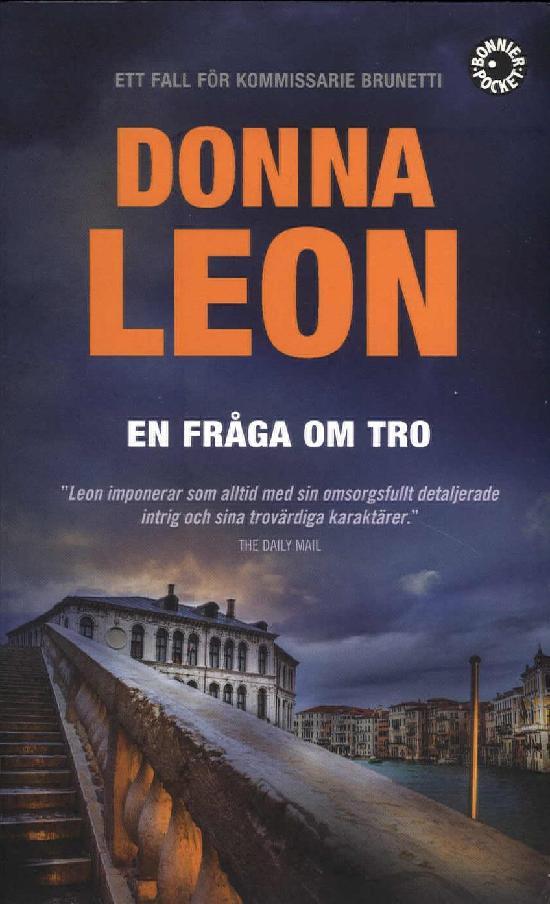 Leon, Donna: En fråga om tro