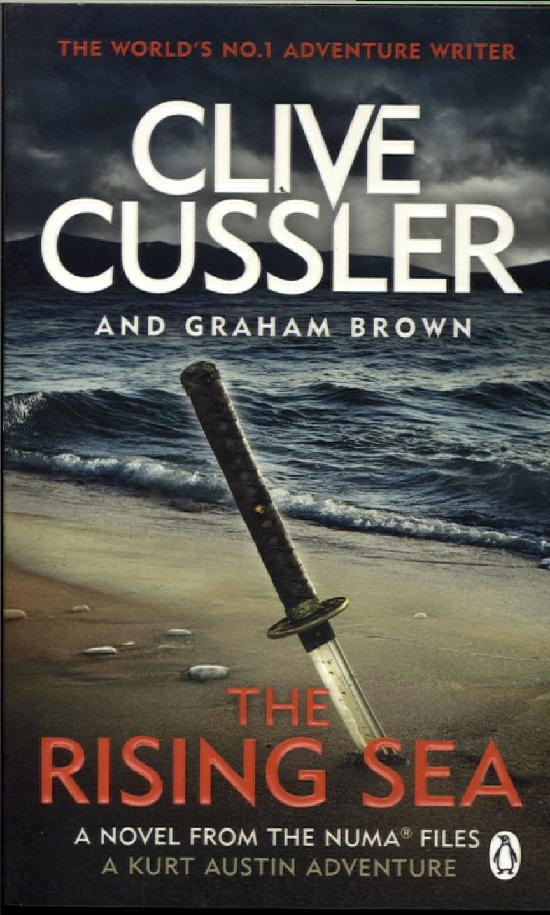 Cussler, Clive & Brown, Graham: The Rising Sea