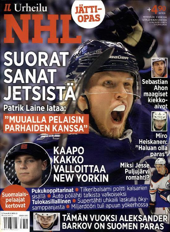 Iltalehti Teema NHL 2019-20