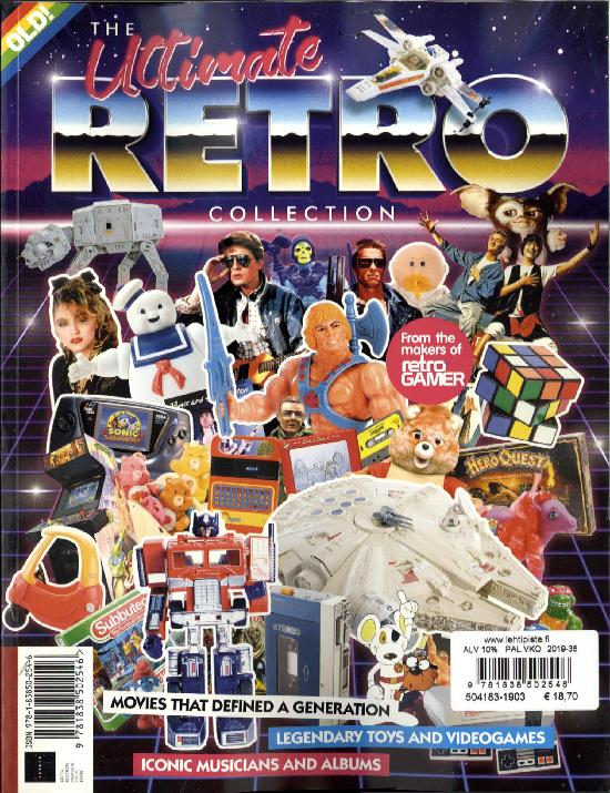 The Ultimate Collection Ultimate Retro Collection 2019